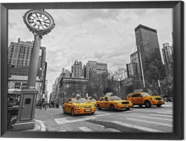 Çerçeveli Tuval 5th Avenue, New York.
