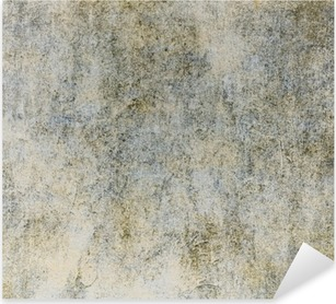 Çıkartması Pixerstick Eski kağıt dokusu ile retro background