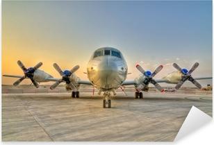 Çıkartması Pixerstick Pervane uçaklar