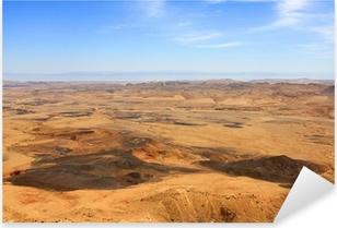 Çıkartması Pixerstick Ramon Crater, İsrail