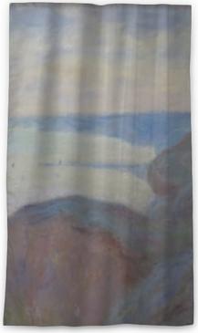 Cortina opaca Claude Monet - Steef Acantilados cerca de Dieppe
