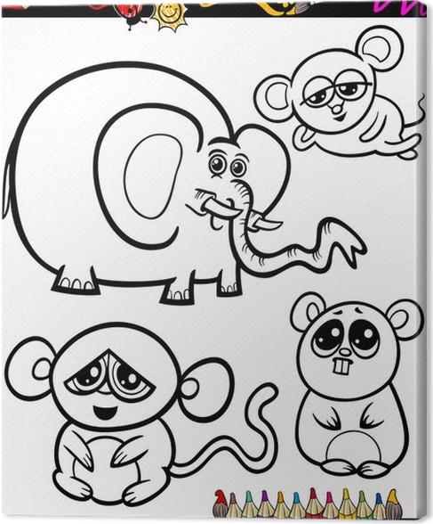 Dibujos Para Colorear De Libros Animados picture gallery