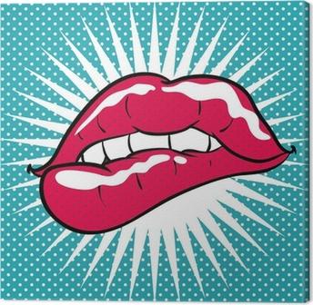 Cuadro en Lienzo Antecedentes del arte pop