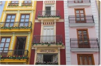 Cuadro en Lienzo Arquitectura Valencia España