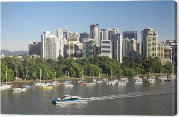 Cuadro en Lienzo Brisbane ciudad Australia • Pixers® - Vivimos para ...