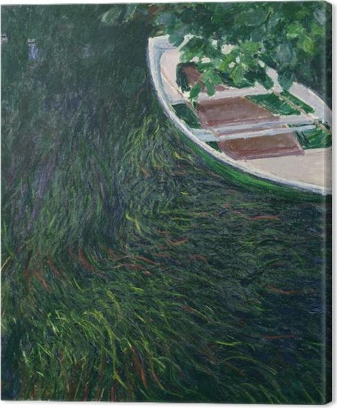 Cuadro en Lienzo Claude Monet - El barco - Reproducciones
