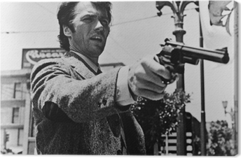 Cuadro en Lienzo Clint Eastwood