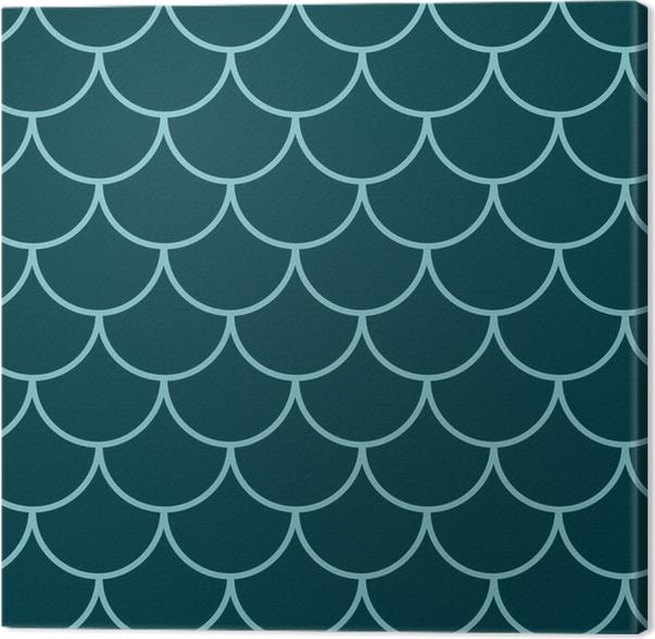 Dorable Uñas Escala Sirena Cresta - Ideas de Diseño de Arte de Uñas ...