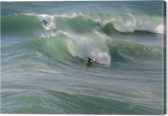 Cuadro en Lienzo De surf y bodyboard