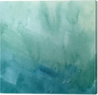 Cuadros en lienzo turquesa pixers vivimos para cambiar for Pintura verde turquesa