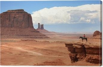Cuadro en Lienzo EE.UU. - Monument Valley