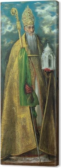 Cuadro en Lienzo El Greco - San Agustín - Reproducciones