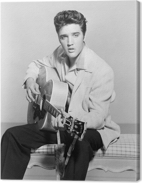 Cuadro en Lienzo Elvis Presley - Elvis Presley