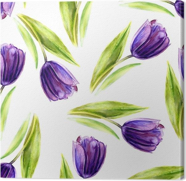 Encantador Uñas De Punta Blanca Con Diseño Púrpura Inspiración ...