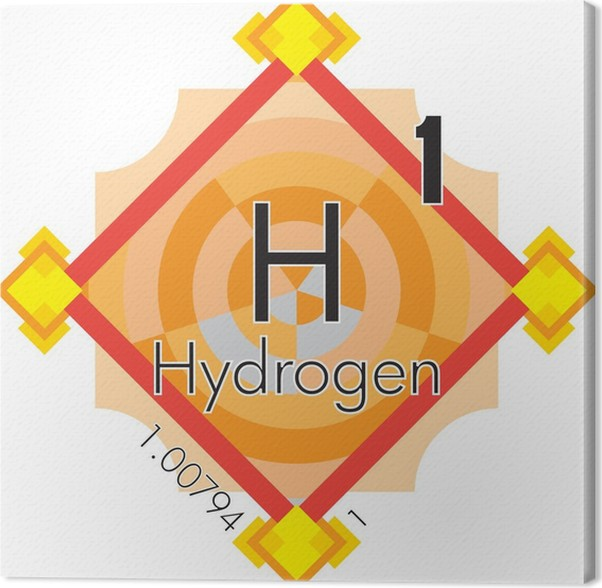 Cuadro en lienzo forma de hidrgeno tabla peridica de los elementos cuadro en lienzo forma de hidrgeno tabla peridica de los elementos v3 urtaz Choice Image