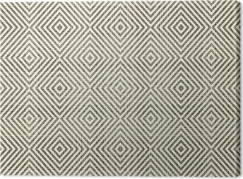 Cuadro en Lienzo Geométrico abstracto de fondo sin fisuras retro