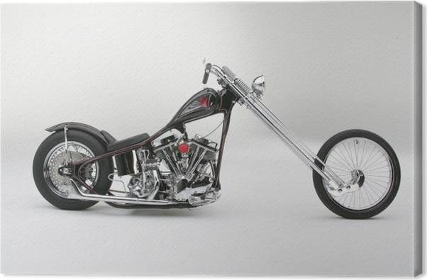 Cuadro en Lienzo Harley Davidson - Temas