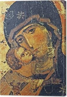 Cuadro en Lienzo Icono griego