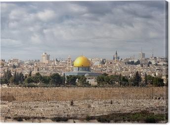 Cuadro en Lienzo Jerusalén