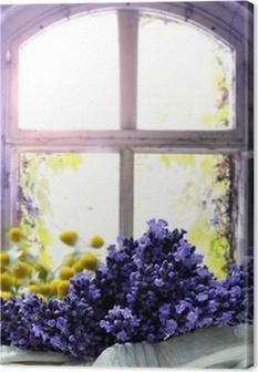 Cuadro en Lienzo Lavendel