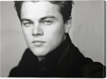 Cuadro en Lienzo Leonardo DiCaprio