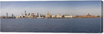 Cuadro en Lienzo Liverpool frente al mar