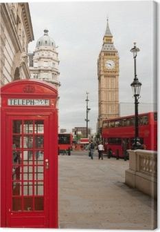Cuadro en Lienzo Londres Inglaterra