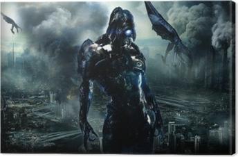 Cuadro en Lienzo Mass Effect
