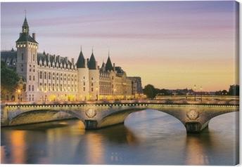 Cuadro en Lienzo París - Conciergerie