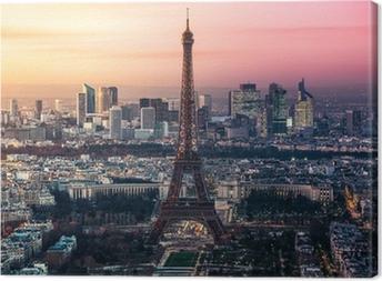 Cuadro en Lienzo París