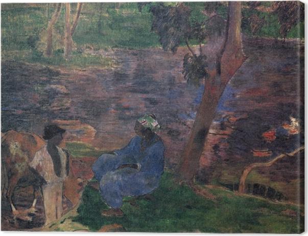 Cuadro en Lienzo Paul Gauguin - Martinica - Reproducciones