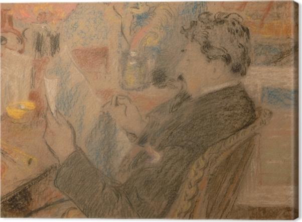 Cuadros en lienzo premium Jan Toorop - Bosquejo - Reproductions