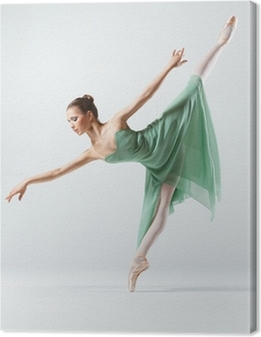 Cuadros en lienzo premium The dancer