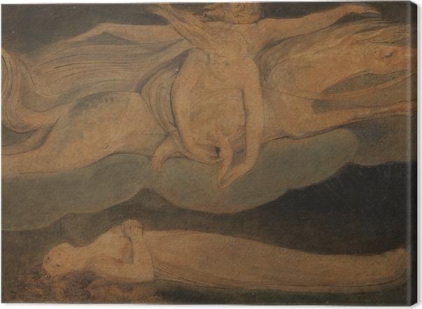 Cuadros en lienzo premium William Blake - Lástima - Reproducciones