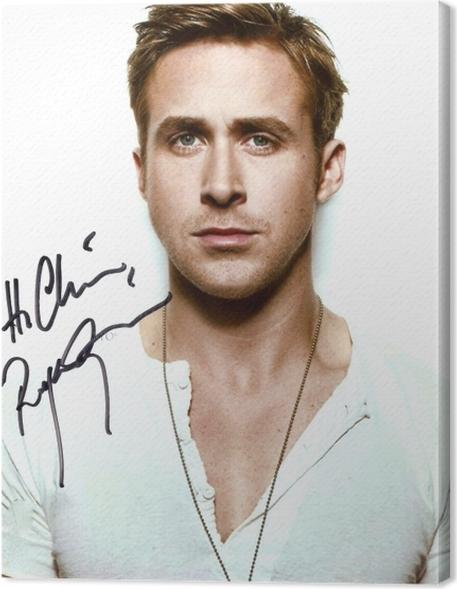Cuadro en Lienzo Ryan Gosling - Ryan Gosling