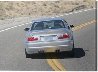 Cuadro en Lienzo Sports car