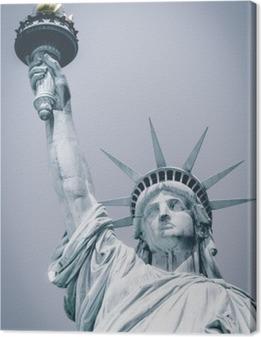 Cuadro en Lienzo Statue of liberty