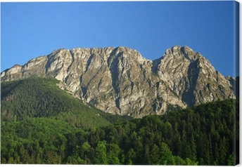Cuadro en Lienzo Tatra mountains - Giewont