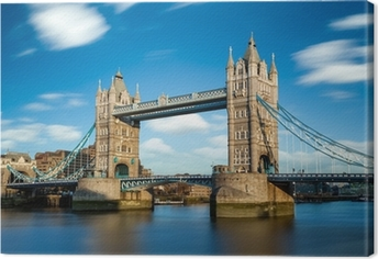 Cuadro en Lienzo Tower Bridge Londres Inglaterra