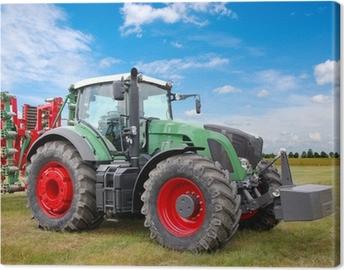 Cuadro en Lienzo Tractor