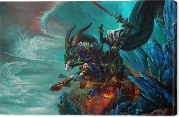 Cuadro en Lienzo World of Warcraft - Temas