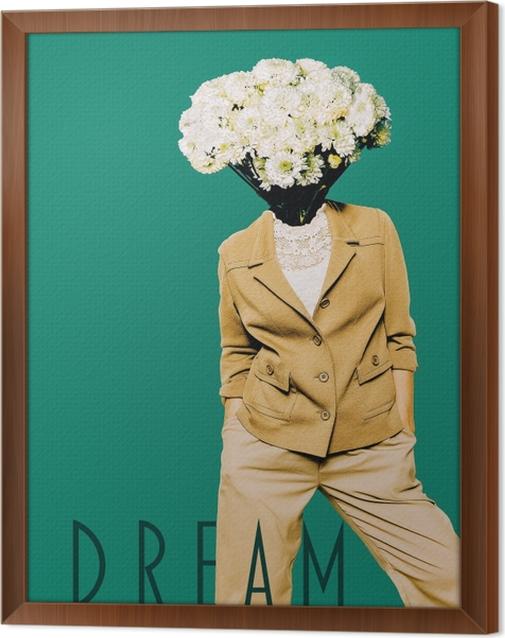 Cuadro Enmarcado Dream -