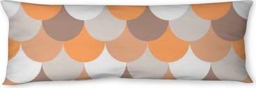 Cuscino oblungo Astratto seamless pattern geometrico