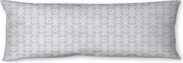Cuscino oblungo Seamless vintage pattern