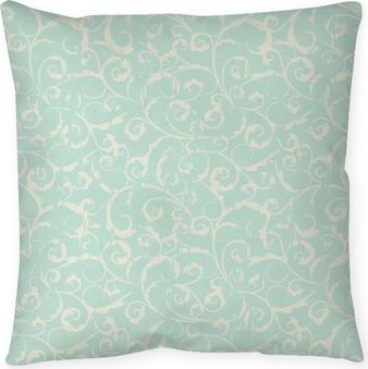 Dekokissen Seamless vintage pattern
