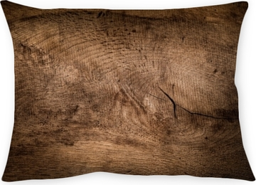 Dekorativ kudde Rustik träbakgrund, trästruktur