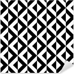 Pixerstick Dekor Abstrakta geometriska mönster