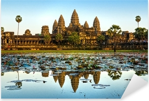 Pixerstick Dekor Angkor Wat, Siem Reap, Kambodja.