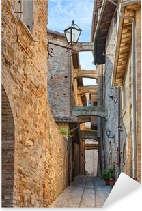 Pixerstick Dekor Antik italiensk gränd