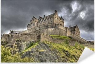 Pixerstick Dekor Edinburgh Castle
